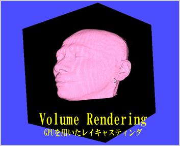 Ray Volume Rendering