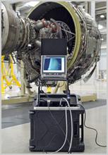 工業内視鏡の使用例